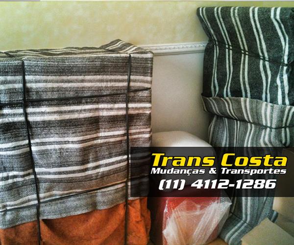 Transcosta - Mudanças Residenciais