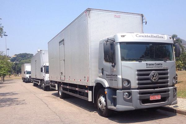 Transporte de Carga é na Transcosta!